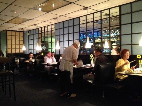Robata of Tokyo : Main dining room