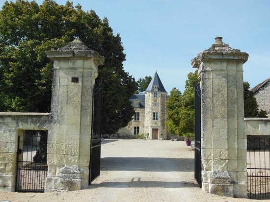 Loire Valley Retreat: Gates upon arrival
