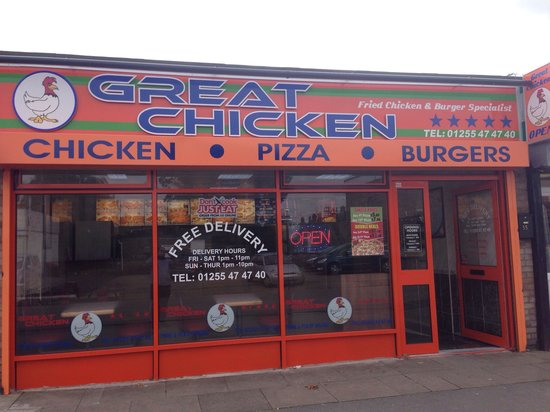 Great Chicken Clacton On Sea Restaurant Reviews Photos Phone