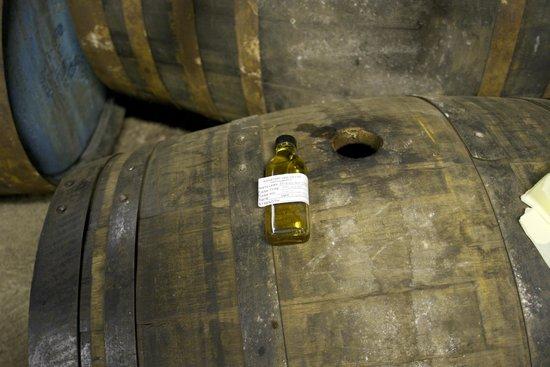 Edradour Distillery: Drink Me