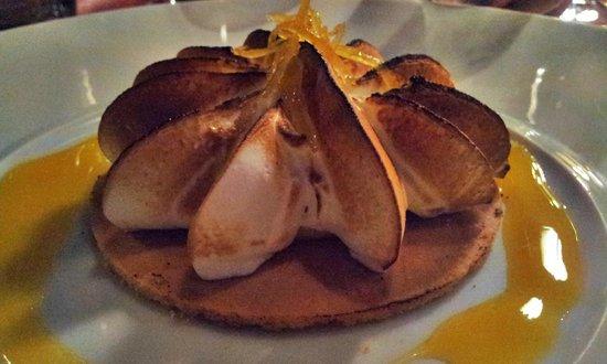 L'Escargot 1903: Tarte citron meringuée