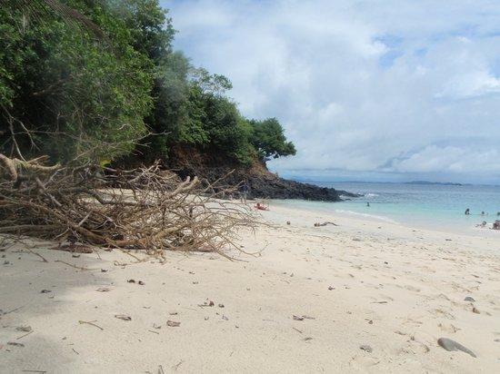 Hotel Bocas del Mar: Isla bolaños