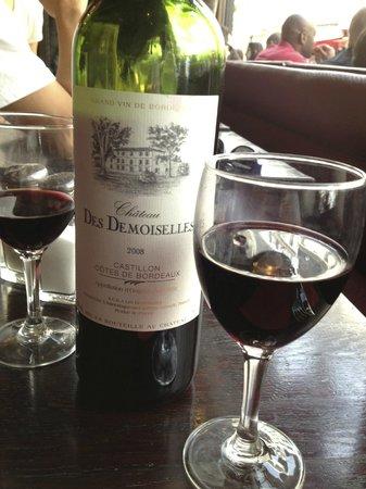 LE SANCERRE : Great wine!