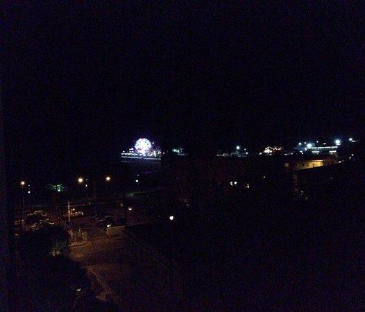 Loews Santa Monica Beach Hotel: View from my room