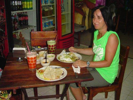 Cena a El Nativo