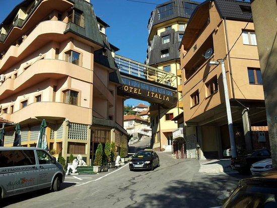 Photo of Hotel Italia Sarajevo
