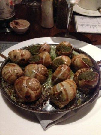 La Gloutonnerie: escargot