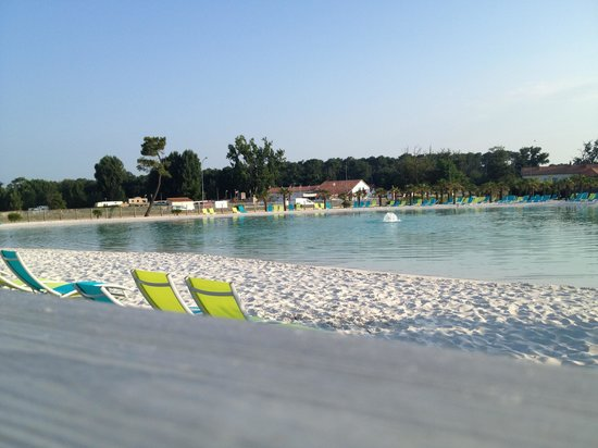 Camping Atlantique Parc : Lagoon