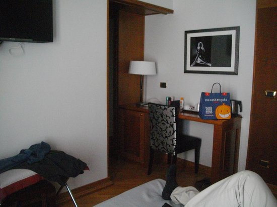 Inn Spagna Charming House: Our room