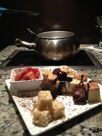 Melting Pot: Chocolate Foundue