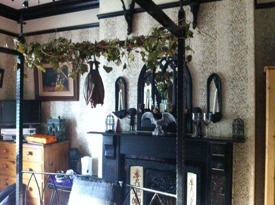 Whitby Hotel Dracula Room