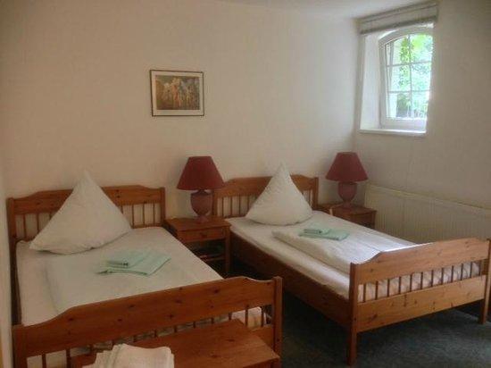 Kyritzer Landhotel Heine: Zweibettzimmer