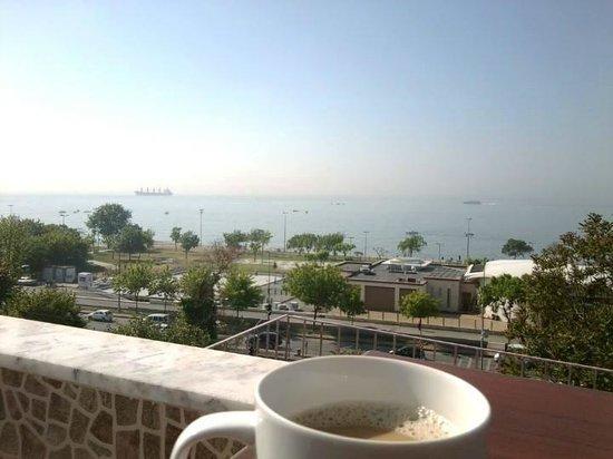 City Guesthouse Istanbul: The Marmara Sea