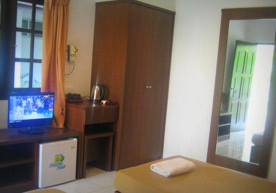 Tropical Resort: Room facilities