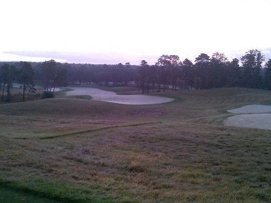 The Black Pearl Golf Course: en mi trabajo