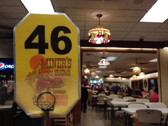 Miner's Drive-in Restaurant: It's not just a drive-in