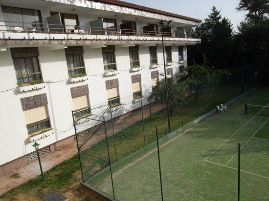 Hotel Jerez & Spa : Blick aus dem Fenster