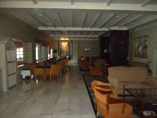 Hotel Jerez & Spa : Lobby
