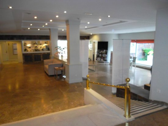 Hotel Jerez & Spa: Reception