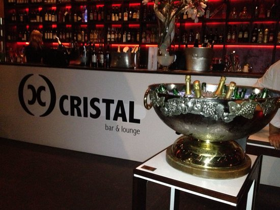 Cristal Cafe: CRISTAL cafè / bar & lounge
