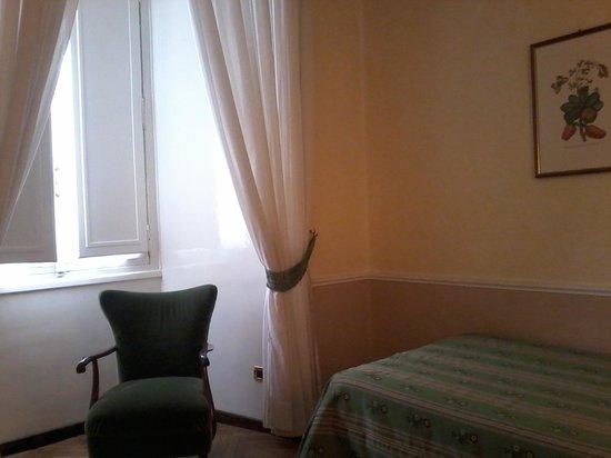 Bettoja Hotel Massimo D'Azeglio: camera singola