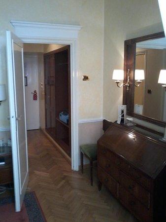 Bettoja Massimo D'Azeglio Hotel: camera singola