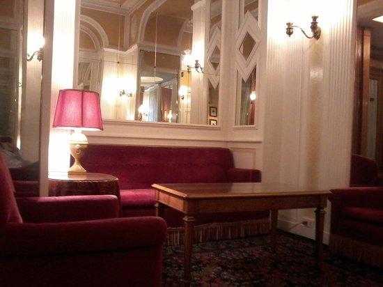 Bettoja Massimo D'Azeglio Hotel : salotti