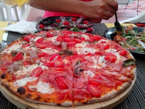 Bella Napoli: pizza ritchie 2