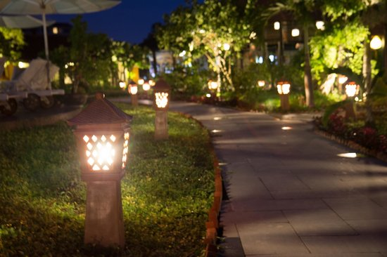 Phu Thinh Boutique Resort & Spa: Gardens