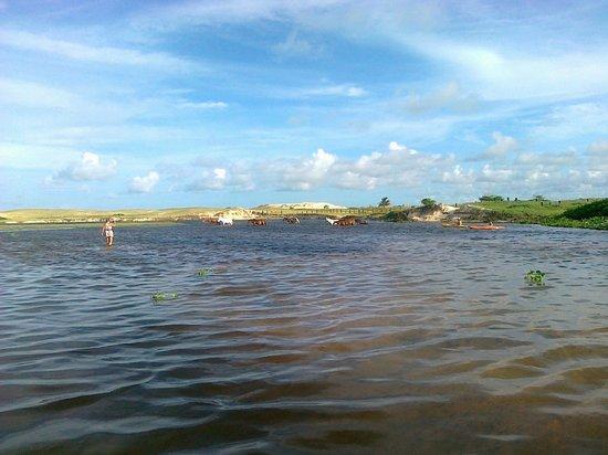Rio do Fogo, RN: zumbi