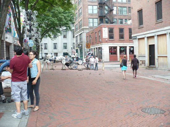 Tripadvisor Boston Walking Tours