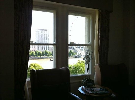 The Royal Horseguards: Executive King Room with View
