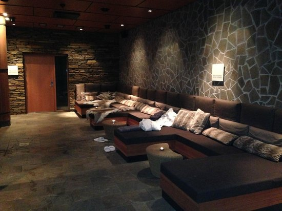 Copperhill Mountain Lodge : poolen