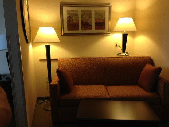 Holiday Inn Express Salt Lake City South-Midvale : Nice place to relax