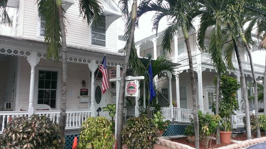 The Palms Hotel- Key West : The Palms