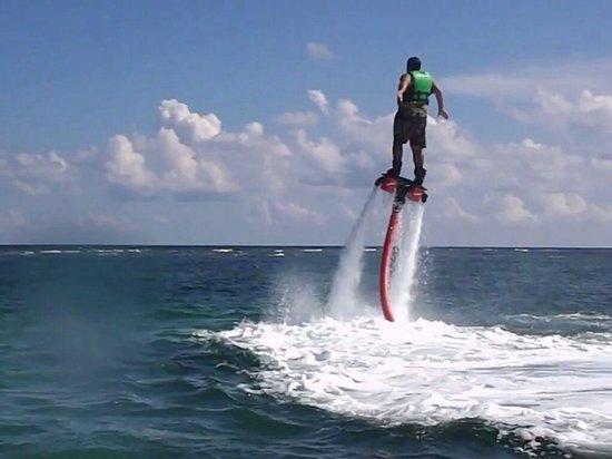 Surfinggreen: Aprendiendo a volar
