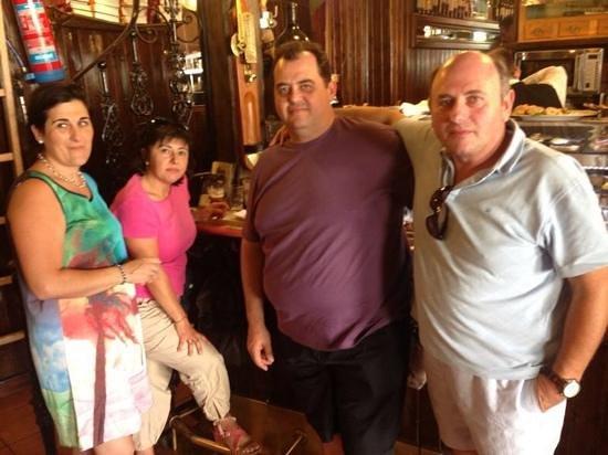 Foto de bar el convento ronda barra bar tripadvisor - Bares en ronda ...