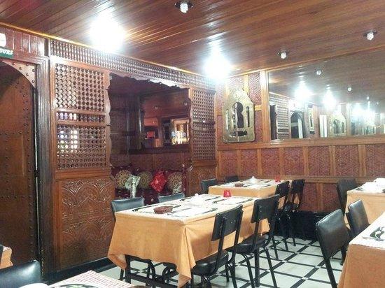 Hotel Majestic : Salle de petits déjeuners