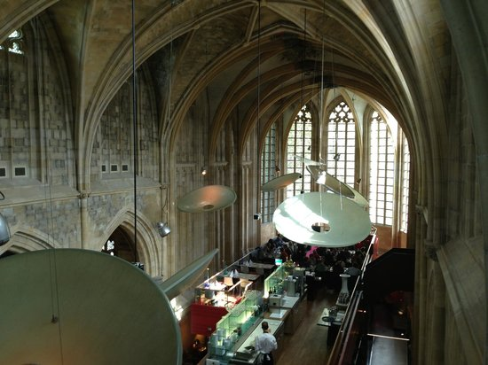Kruisherenhotel Maastricht: Main Hall - Cathedral