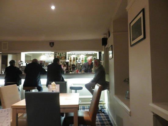 Crieff Hotel: bar