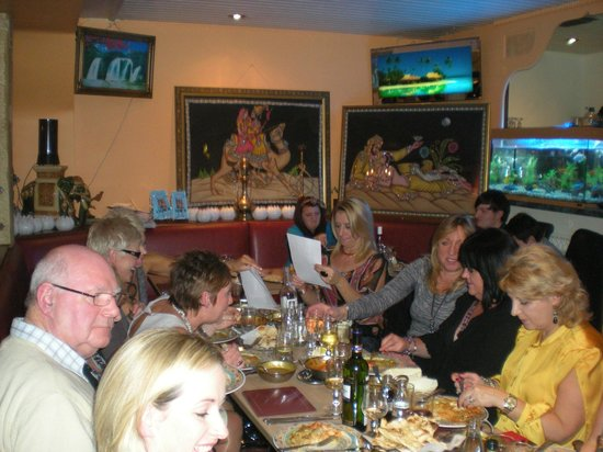 Moghul Indian Restaurant : Our customers