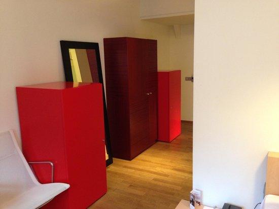 Kruisherenhotel Maastricht: Room