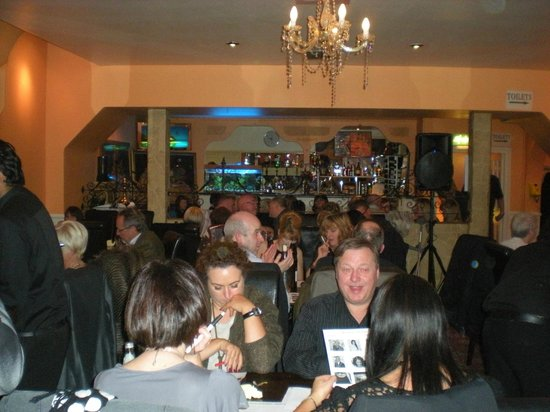 Moghul Indian Restaurant : During a Private Party