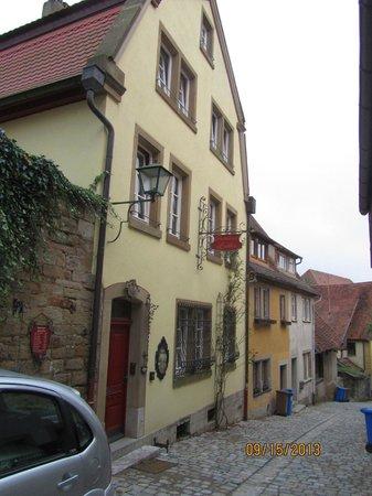 Gaestehaus Liebler: The accomodation