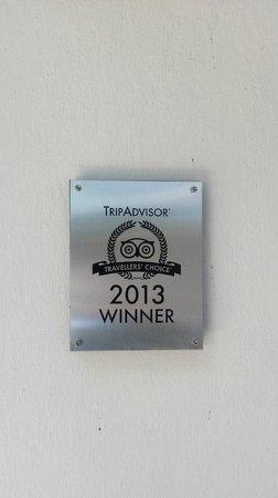 Posada Piano y Papaya Los Roques : Tripadvisor Award
