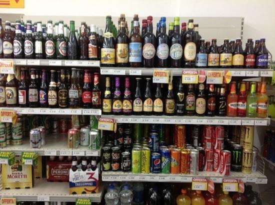 Pallini Market: speciale birre!!!