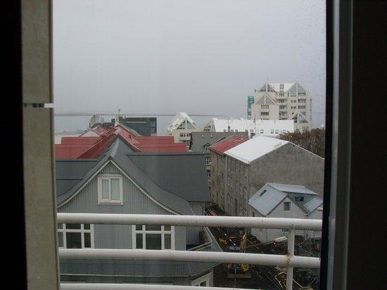 CenterHotel Klopp: View of skyline to coast