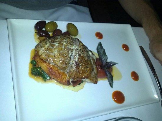 Watergate Restaurant & Lounge Bar : Coral fish
