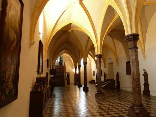 Konigliches Schloss Berchtesgaden : Eingangshalle