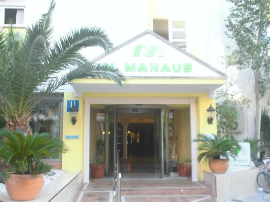 Manaus : Entrata hotel